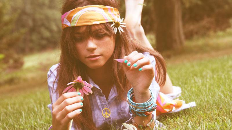 Vita da hippy che conosciamo